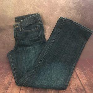 J Crew Bootcut Jeans